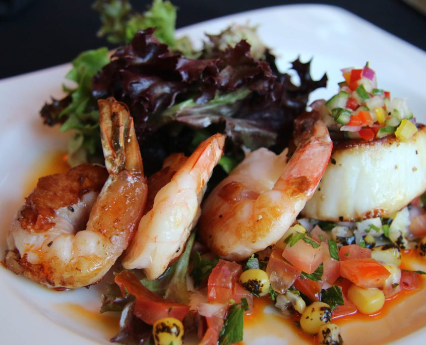 gourmet west coast dining at eagle nook resort