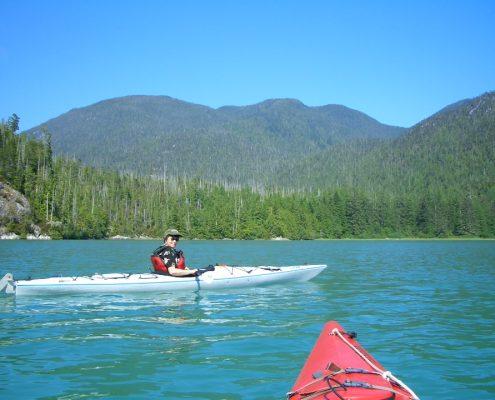Kayaking Canada Fishing Resorts