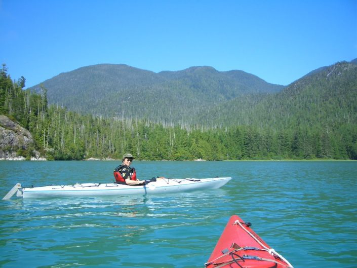 Kayaking Canada Fishing Resorts
