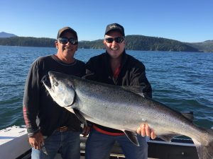 Canada Fishing Trips nice catch