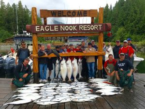 Canadian Fishing Vacations and Charters Outdoor Team Building Activities