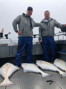 halibut season in bc