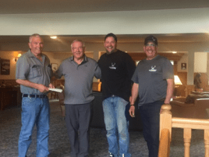 eagle nook resort 2019 salmon derby winners